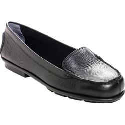 Women's Aerosoles Nu Day Black Leather