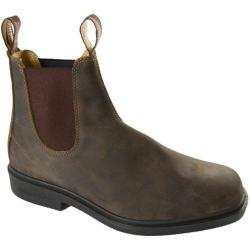 Blundstone 1306 Rustic Brown Leather/Brown Gore