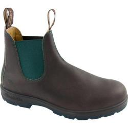 Blundstone 1317 Stout Brown Leather/Teal Green Gore/Teal Green