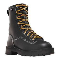Men's Danner Super Rain Forest NMT 8in Black Leather