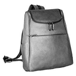 Women's David King Leather 315 Women's Small Backpack Black