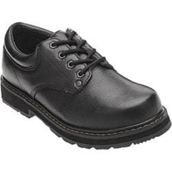 Men's Dr. Scholl's Harrington Black Leather