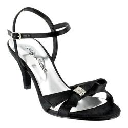 Women's Easy Street Starlet Black Satin