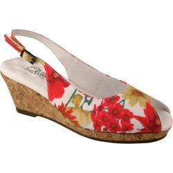 Women's Elites Amore Bright Floral Fabric