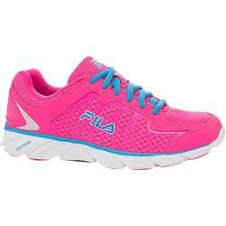 Women's Fila Radical Lite 2 Pink Glo/White/Atomic Blue
