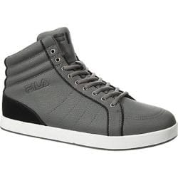 Men's Fila Calitac 2 Pewter/Black/White