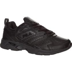 Men's Fila Capture Black/Black/Black