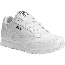 Boys' Fila Classico 9 White/Peacoat/Chinese Red