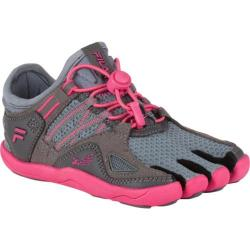 Children's Fila Skele-Toes Bayrunner 3 Monument/Castlerock/Hot Pink