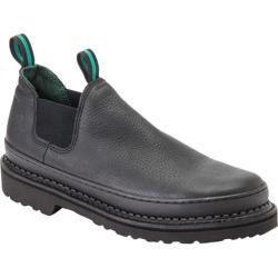 Men's Georgia Boot GS270 Giant Romero Work Shoe ST Black Full Grain Leather