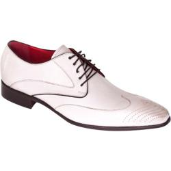 Men's Giovanni Marquez 4410 Bianco Leather