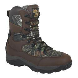 Men's Golden Retriever Footwear 4040 Spiced Oil Tan Leather/Mossy Oak Breakup Cordura