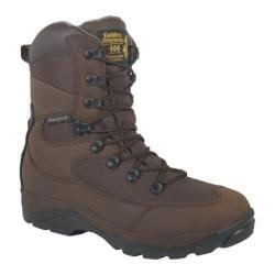 Men's Golden Retriever Footwear 4043 Sonoma Brown Waterproof Buffalo Leather