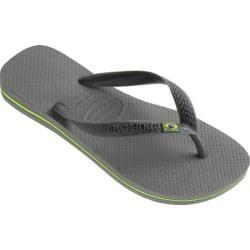 Men's Havaianas Brazil Grey