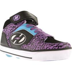 Girls' Heelys Cruz X2 Purple/Blue/Black