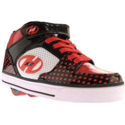 Girls' Heelys Cruz X2 Red/Black