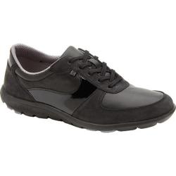 Women's Rockport truWALK Zero II Mudguard Oxford Black Allover Leather