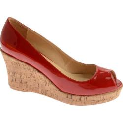 Women's Samanta Kame Red Patent Leather