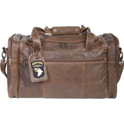 Scully Leather Carry-on Bag Aerosquadron Collection 802 Walnut