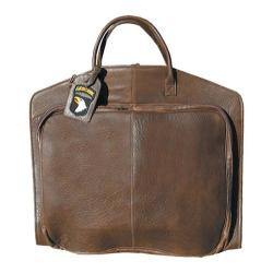 Men's Scully Leather Garment Bag Antique Lambskin 603 Antique Brown