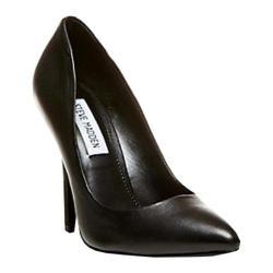 Women's Steve Madden Galleryy Black Leather