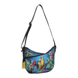 Women's Anuschka U-Top Convertible Hobo Hawaiian Twilight