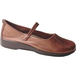 Women's Arcopedico Shawna Bronze Leather