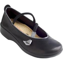 Women's Arcopedico Vitoria Black/Pewter Leather