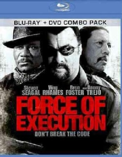 Force of Execution (Blu-ray/DVD)