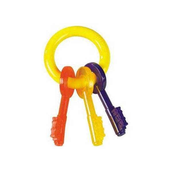 Nylabone Puppy Chew Teething Keys