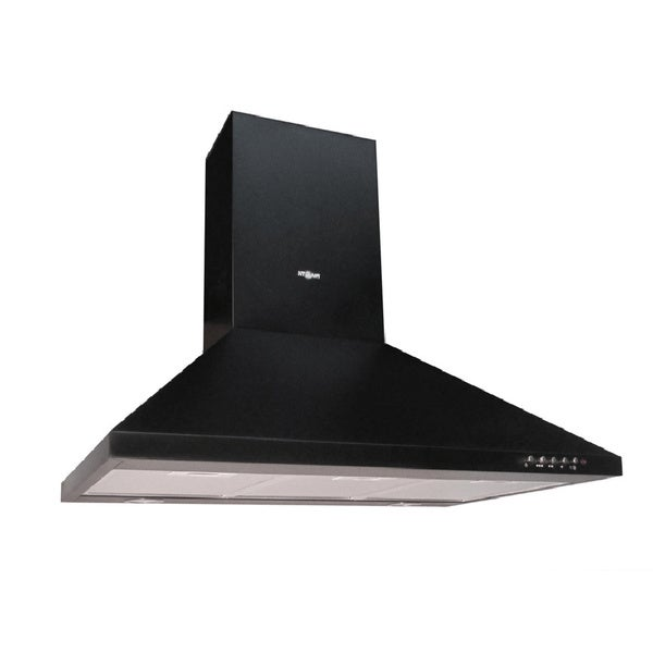 NT AIR Black 28-inch Range Hood 11809930
