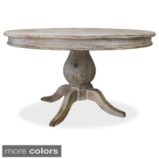 'La France' Pedestal Dining Table