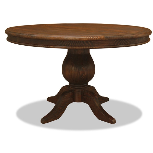 Round Distressed Dining Table For You If You Find Rating 72 Round