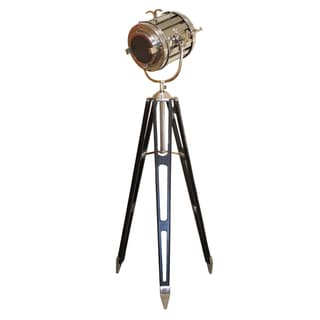 Hollywood Studio Director's Royal Spot Light Tripod Floor Lamp