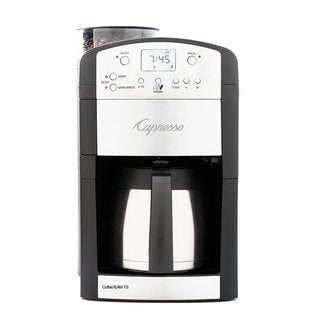 Capresso CoffeeTEAM TS 10-cup Digital Coffee Maker