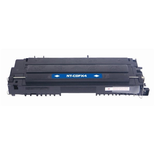 INSTEN Black Toner Cartridge for Canon FX4
