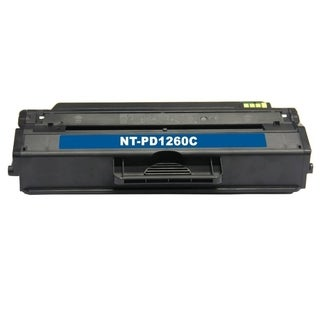 BasAcc Black Toner Cartridge Compatible with Dell 1260