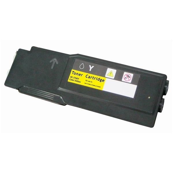 INSTEN Toner Cartridge for Dell 3760n/ 3760dn/ 3765dnf