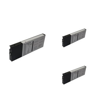 Epson T060120 Black Cartridge Set (Remanufactured) (Pack of 3)