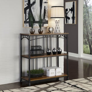 Modern Craftsman 3-Tier Multi-Function Shelves