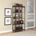 Modern Craftsman 5-Tier Multi-Function Shelves