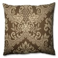 Bedazzle Chestnut 23-inch Floor Pillow