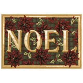 Noel Holiday Accent Rug (2'7 x 3'10)