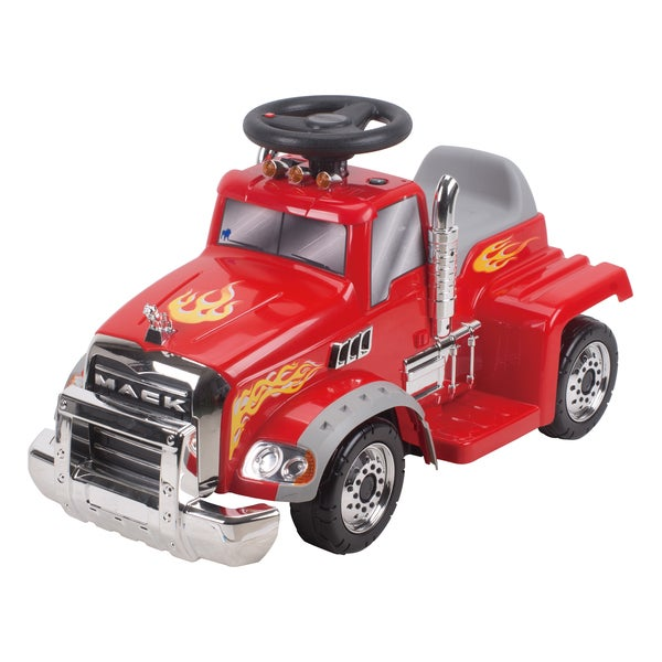 Mack Truck Ride-On