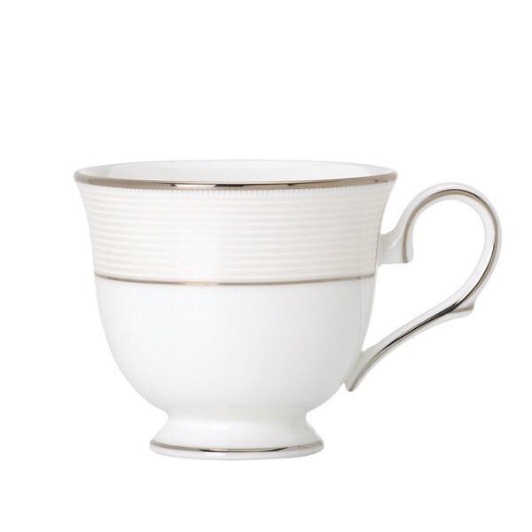 Lenox Opal Innocence Stripe Tea Cup 11812567