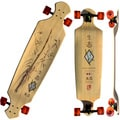 Kahuna Creations Bamboo Drop Deck Longboard