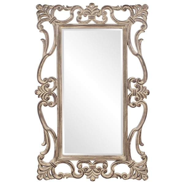 Whittington Tuscan Brown Mirror