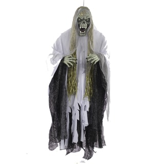 Halloween Decor 6-foot Hanging Fanged Demon
