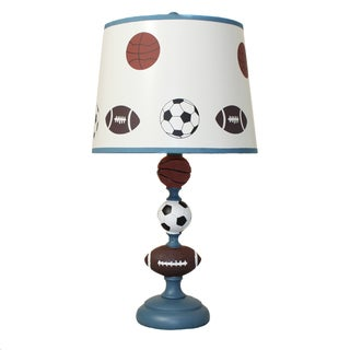 Casa Cortes All-American Sports Kids 23-inch Table Lamp