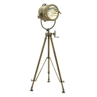 Casa Cortes 78-inch Adjustable Aluminum Sea Light Tripod Floor Lamp
